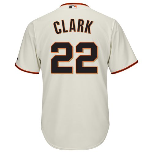 Majestic Men's San Francisco Giants Will Clark #22 Cool Base Replica Jersey