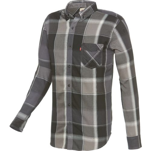 Levi's™ Young Men's Freeman Plaid Woven Shirt