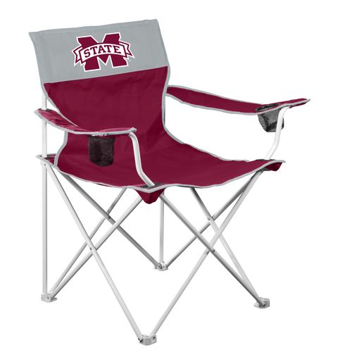 Logo Chair Mississippi State University Big Boy Chair