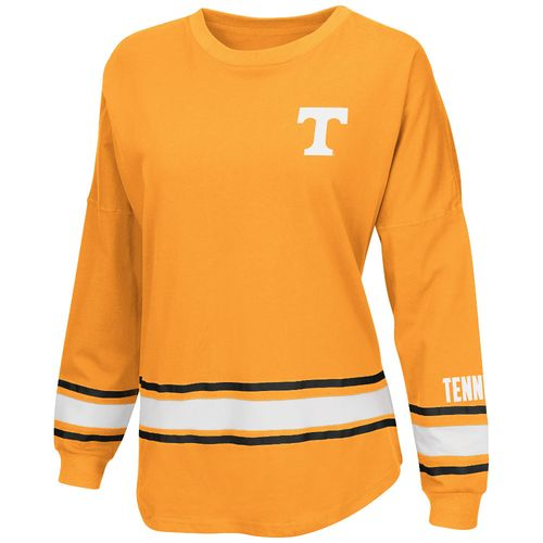 Colosseum Athletics™ Women's University of Tennessee All Around Oversize Long Sleeve T-shir