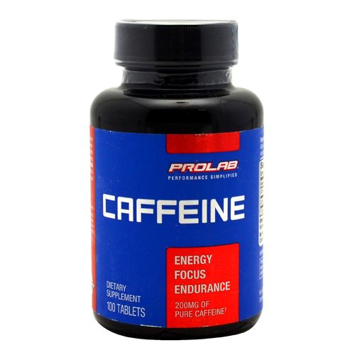 PROLAB Caffeine Supplement