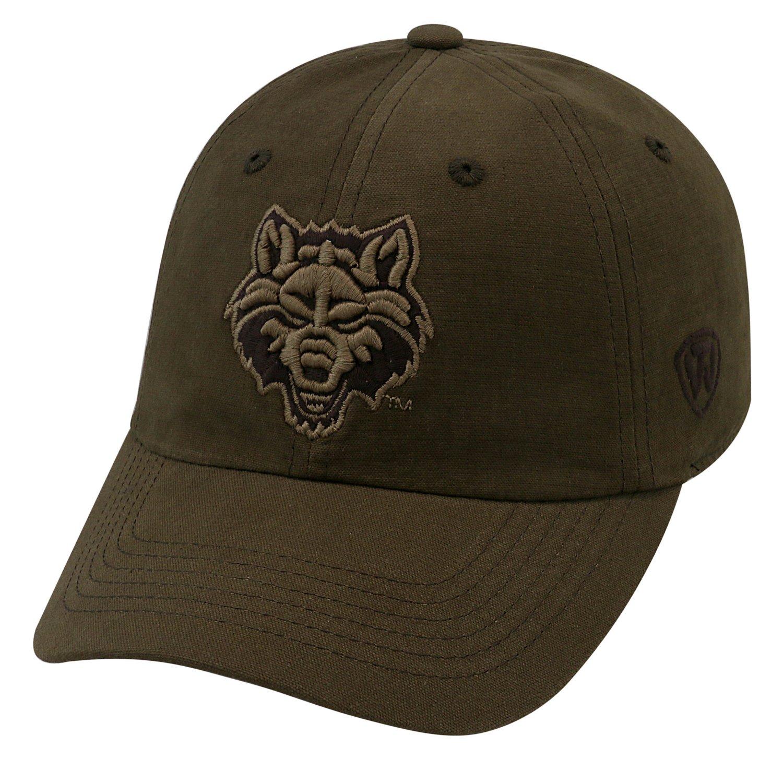 Top of the World Men's Arkansas State University Bark Cap