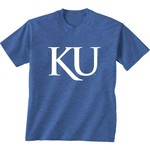 New World Graphics Men's University of Kansas Alt Graphic T-shirt