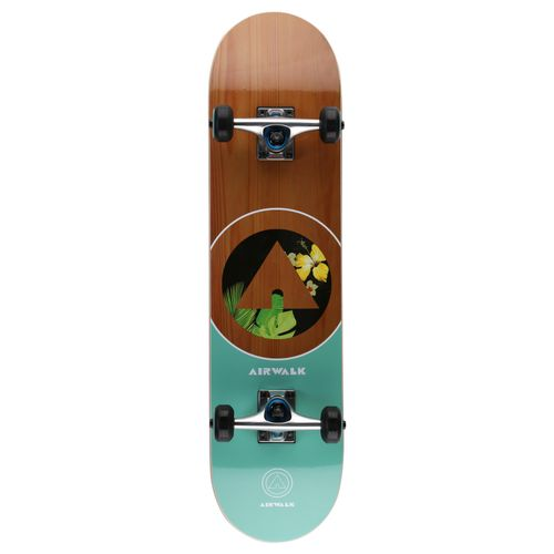 "Airwalk Popsicle Unmatched Series 31"" Skateboard"