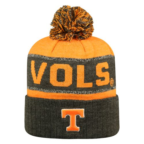 Top of the World Men's University of Tennessee Below Zero Cuffed Knit Cap