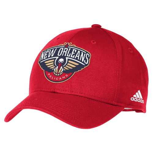 adidas™ Men's New Orleans Pelicans Structured Adjustable Cap