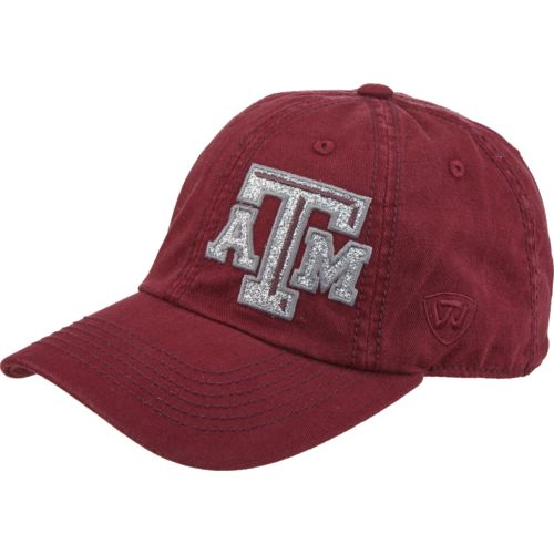 Display product reviews for Top of the World Women's Texas A&M University Entourage Cap