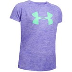 Under Armour™ Girls' Big Logo T-shirt