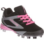 Rawlings Girls' Capture Low Baseball Cleats - view number 2