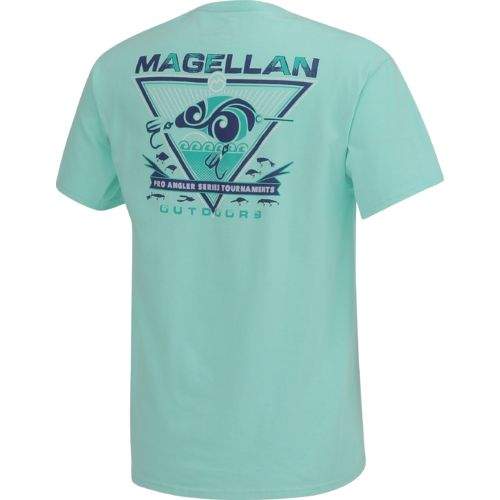 Magellan Outdoors Men's Lure Tribal Short Sleeve T-shirt - view number 2