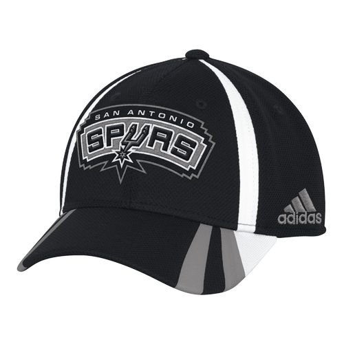 adidas™ Men's San Antonio Spurs Structured Adjustable Cap