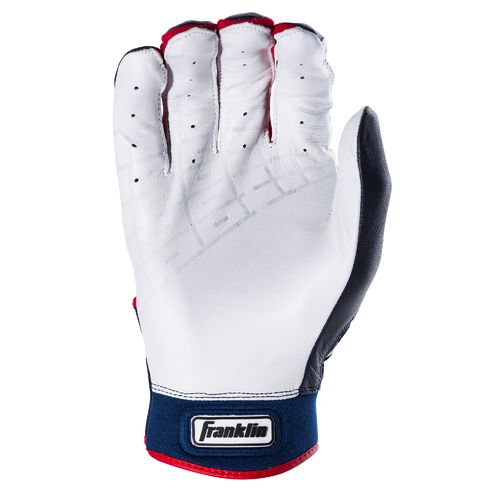 Franklin Youth Powerstrap™ Batting Gloves - view number 2