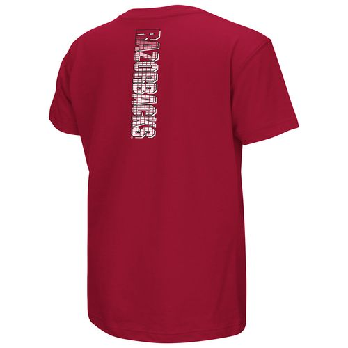 Colosseum Athletics™ Youth University of Arkansas Gack Short Sleeve T-shirt - view number 2