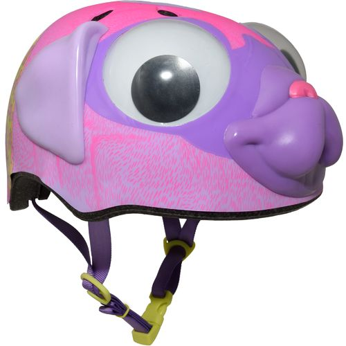Display product reviews for Raskullz Toddler Girls' Pugsley Pug Bicycle Helmet