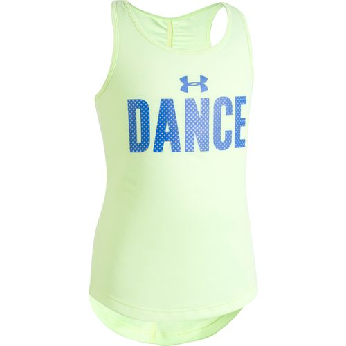 Under Armour Girls' Dance Tank Top