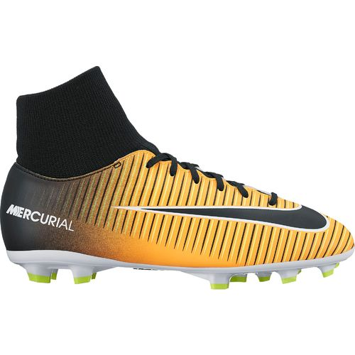Nike Boys' Mercurial Victory VI Dynamic-Fit Firm-Ground Soccer Cleats