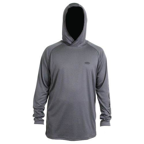 AFTCO Bluewater Men's Samurai Hooded Fishing Performance Long Sleeve T-shirt - view number 1