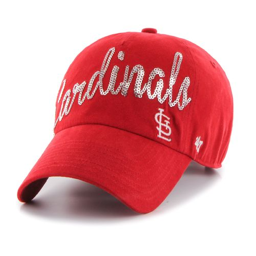 '47 St. Louis Cardinals Women's Wordmark Clean Up Cap