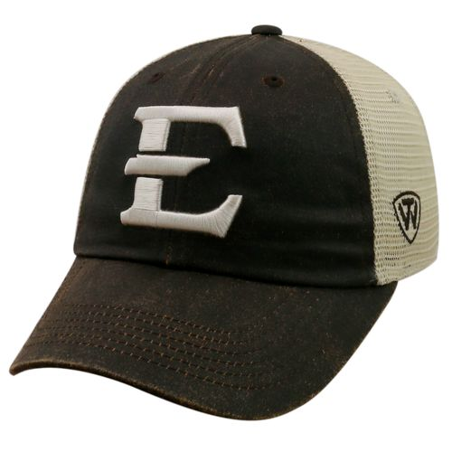 Top of the World Men's East Tennessee State University Scat Mesh Cap