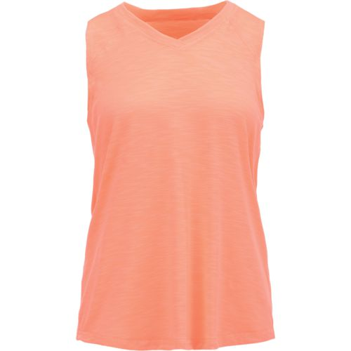 Display product reviews for BCG Women's Explorer Slub Solid V-neck T-shirt