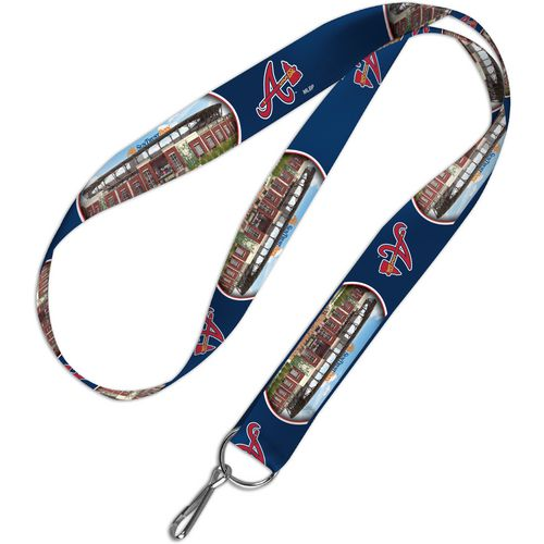 WinCraft Atlanta Braves SunTrust Park 1 in Lanyard