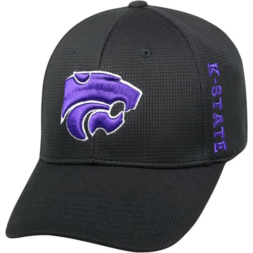 Top of the World Men's Kansas State University Booster Plus 1Fit Cap