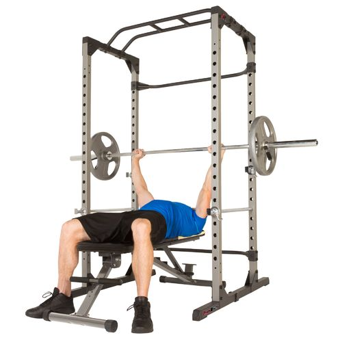 Fitness Reality 810XLT Super Max Power Cage with 800 lbs Capacity Super Max 1000 Bench Set - view number 7