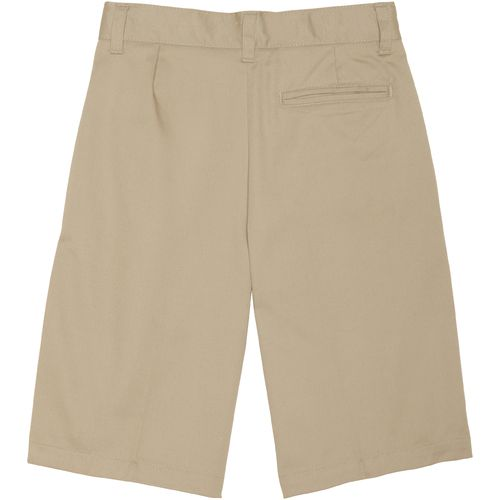 French Toast Boys' Pleated Adjustable Waist Uniform Short - view number 3