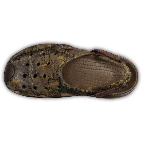 Crocs™ Men's Swiftwater Realtree Xtra® Clogs - view number 3