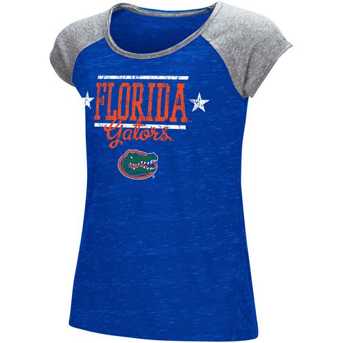 Colosseum Athletics Girls' University of Florida Sprints T-shirt