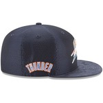 New Era Men's Oklahoma City Thunder 9FIFTY On Court Snapback Cap - view number 6