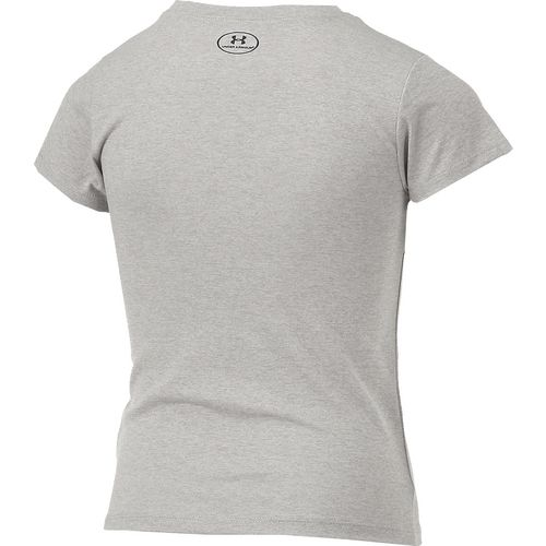 Under Armour Girls' Big Logo T-shirt - view number 2