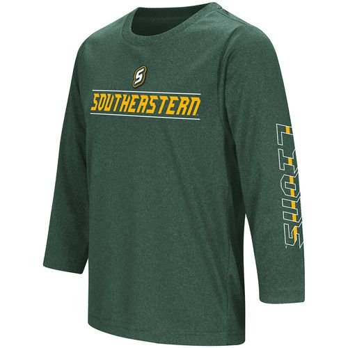 Colosseum Athletics Boys' Southeastern Louisiana University Long Sleeve T-shirt