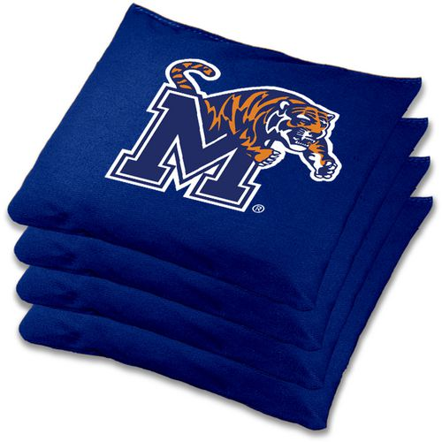 Wild Sports University of Memphis Beanbag Set - view number 1