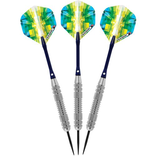 Elkadart Prism Ringed 23 g Steel-Tip Darts 3-Pack