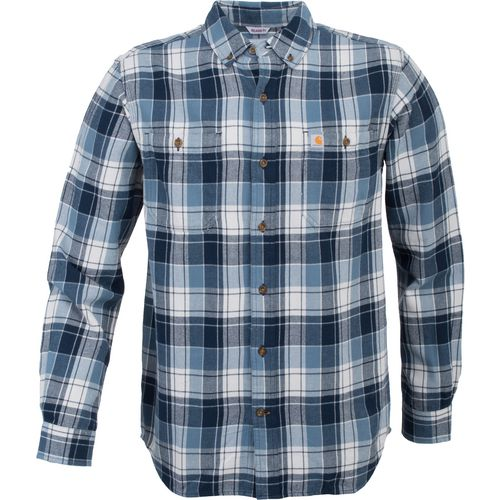 Display product reviews for Carhartt Men's Trumbull Plaid Shirt
