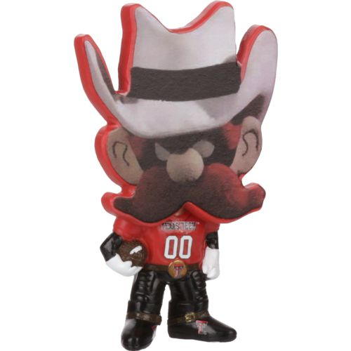 Forever Collectibles Texas Tech University Mascot Flathlete Figurine - view number 2