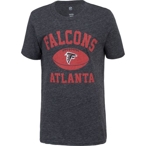 NFL Boys' Atlanta Falcons Standard Issue T-shirt