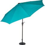 Mosaic 9 ft Aluminum Frame Market Umbrella - view number 1