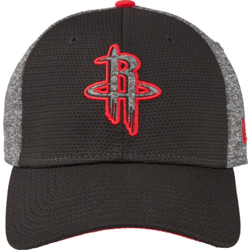 New Era Men's Houston Rockets 39THIRTY Fierce Fill Cap