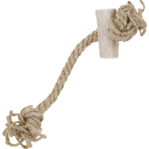 Xtreme K-nine Antler Hemp Rope Chew Toy