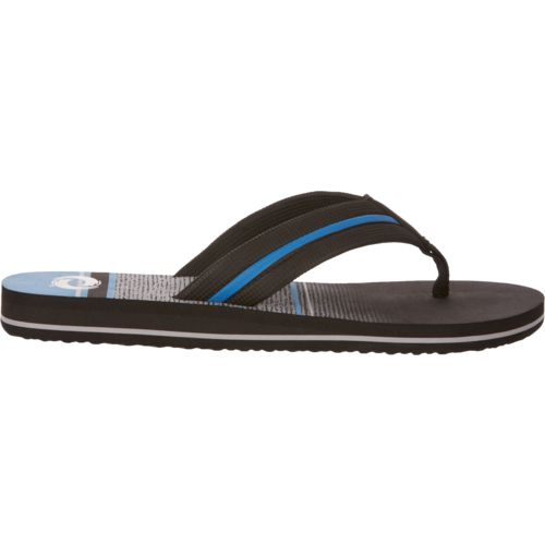 O'Rageous Men's Beach Flip-Flops