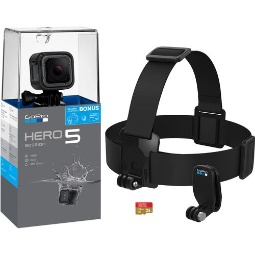 GoPro Hero5 Session Bundle