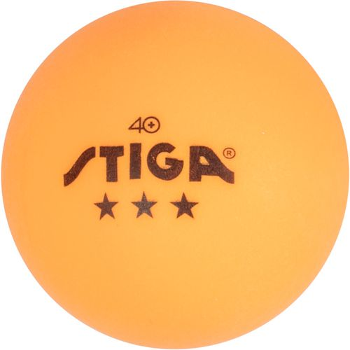 Stiga 3-Star Table Tennis Balls 6-Pack - view number 1