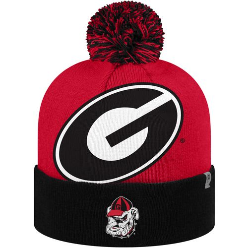 Top of the World Men's University of Georgia Blaster 2-Tone Knit Cap