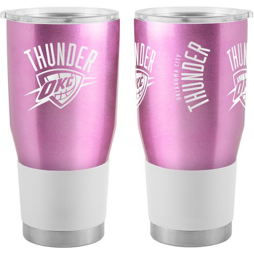 Boelter Brands Oklahoma City Thunder Ultra Pink 30oz Tumbler