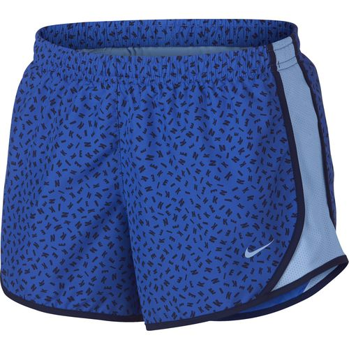 Nike Girls' Tempo AOP2 Running Shorts