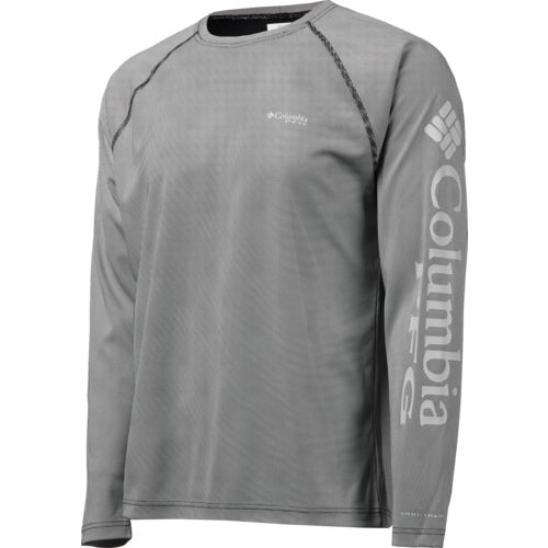 Display product reviews for Columbia Sportswear Men's Solar Shade Long Sleeve T-shirt