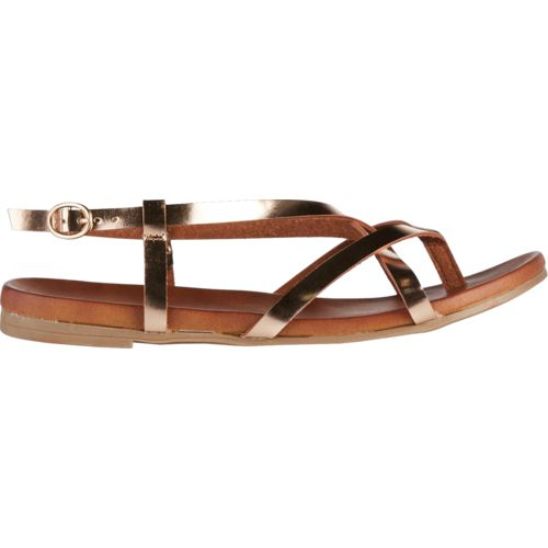 MIA Shoes Women's Anna Strappy Sandals - view number 3