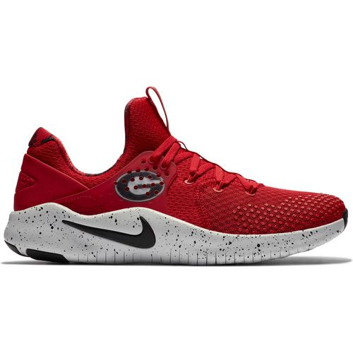Nike Men's University of Georgia Free TR 8 Training Shoes